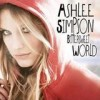 Ashlee Simpson - Bittersweet World: Album-Cover