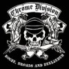 Chrome Division - Booze, Broads And Beelzebub: Album-Cover