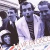 Mini Moustache - La Vie En Disco: Album-Cover