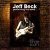 Jeff Beck - 'Performing This Week... Live at Ronnie Scott's' (Cover)