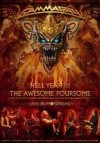 Gamma Ray - 'Hell Yeah!!! The Awesome Foursome' (Cover)