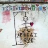 Threatmantics - Upbeat Love: Album-Cover