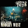 Kevin Costner - Untold Truths: Album-Cover