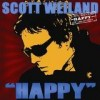 "Scott Weiland - ""Happy"" In Galoshes: Album-Cover"