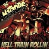 The Meteors - Hell Train Rollin: Album-Cover
