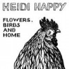 Heidi Happy - Flowers, Birds And Home: Album-Cover