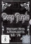 Deep Purple - 'History, Hits & Highlights '68 - '76' (Cover)