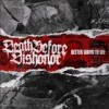 Death Before Dishonor - Better Ways To Die: Album-Cover