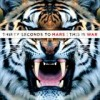 30 Seconds To Mars - This Is War: Album-Cover