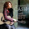 Rosanne Cash - The List: Album-Cover