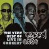 Kool & The Gang - The Very Best Of - Live In Concert: Album-Cover