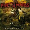 Pretty Maids - Pandemonium: Album-Cover
