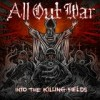 All Out War - Into The Killing Fields: Album-Cover