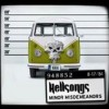 Hellsongs - Minor Misdemeanors: Album-Cover