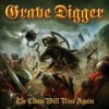 Grave Digger - The Clans Will Rise Again: Album-Cover