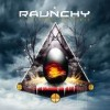 Raunchy - A Discord Electric: Album-Cover