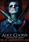 Alice Cooper - Theatre Of Death: Album-Cover