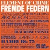 Element Of Crime - Fremde Federn: Album-Cover