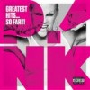 Pink - 'Greatest Hits...So Far!!!' (Cover)