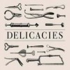 Simian Mobile Disco - Delicacies: Album-Cover