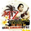 Israel Kamakawiwo'Ole - Somewhere Over The Rainbow - The Best Of: Album-Cover