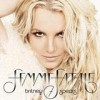 Britney Spears - Femme Fatale: Album-Cover