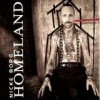 Nicke Borg - Homeland - Chapter 2: Album-Cover