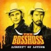 The BossHoss - Liberty Of Action: Album-Cover