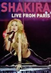 Shakira - Live From Paris: Album-Cover