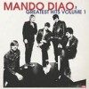 Mando Diao - Greatest Hits Volume 1: Album-Cover
