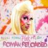 Nicki Minaj - Pink Friday: Roman Reloaded: Album-Cover