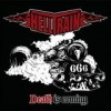Helltrain - Death Is Coming: Album-Cover