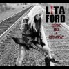 Lita Ford - Living Like A Runaway: Album-Cover
