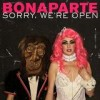 Bonaparte - Sorry, We're Open: Album-Cover