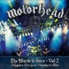 Motörhead - The Wörld is Ours, Vol. 2: Album-Cover