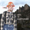 Jason Lytle - Dept. Of Disappearance: Album-Cover