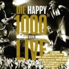 Die Happy - 1000th Show Live: Album-Cover