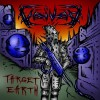 Voivod - Target Earth: Album-Cover