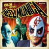 Killa Instinct - Hellmonica: Album-Cover