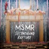 MS MR - Secondhand Rapture: Album-Cover