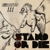 Bloodlights - Stand Or Die: Album-Cover