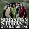 Sebastian Sturm & Exile Airline - A Grand Day Out: Album-Cover