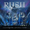 Rush - Clockwork Angels Tour: Album-Cover