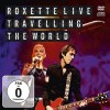 Roxette - Live - Travelling The World: Album-Cover
