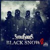 Snowgoons - Black Snow 2: Album-Cover