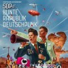 SDP - Bunte Rapublik Deutschpunk: Album-Cover