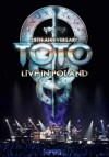 Toto - 35th Anniversary Tour - Live In Poland: Album-Cover