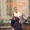 Morrissey - World Peace Is None Of Your Business: Album-Cover