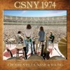 Crosby, Stills, Nash & Young - CSNY 1974: Album-Cover