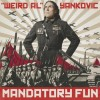 Weird Al Yankovic - Mandatory Fun: Album-Cover